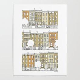 Brooklyn (color) Poster