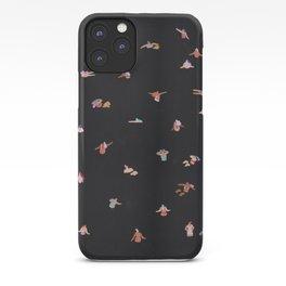 Black night dip iPhone Case