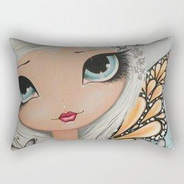 Butterfly Fairy Rectangular Pillow