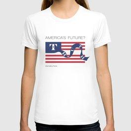 America's Future? Alternative Facts T-shirt
