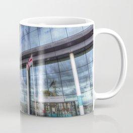 Bobby Moore Statue Wembley Stadium Coffee Mug