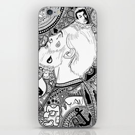Rido iPhone Skin