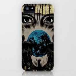 End of Enigma iPhone Case