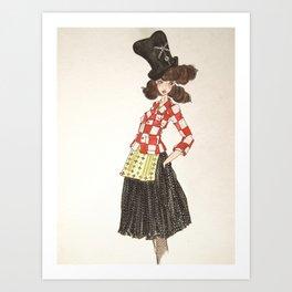 phoebe Art Print