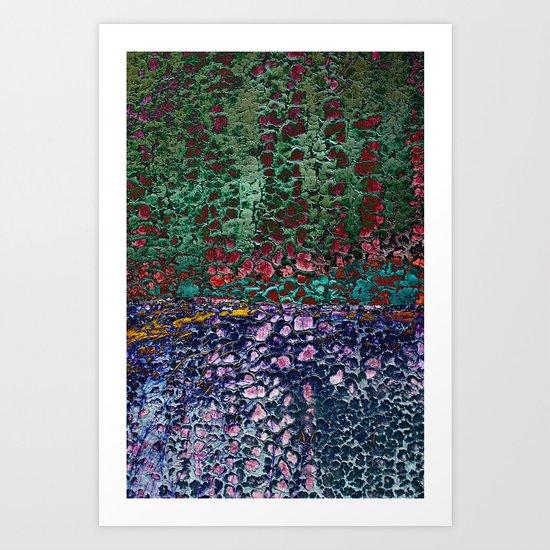 Wallcolors Art Print
