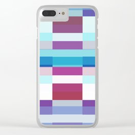 Don't Put Me In A Box, Wait those boxes look good together Clear iPhone Case