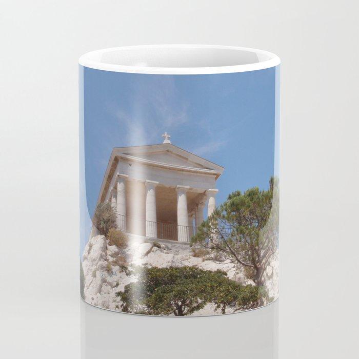 Roman Temple Near Marseille Coffee Mug
