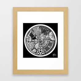 Humanity Framed Art Print