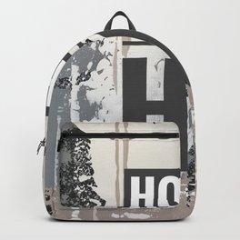 Snowfall - Ho Ho Ho Backpack