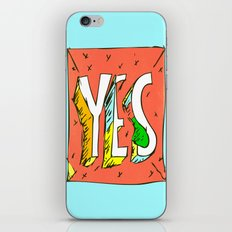 yes, is the way iPhone & iPod Skin