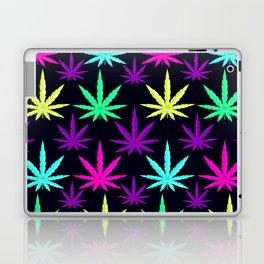 Colorful Marijuna Weed Laptop & iPad Skin