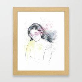 Memories of Leanor Framed Art Print