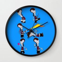 Ricky Spanish Wall Clock