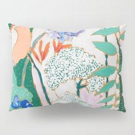 Speckled Garden Pillow Sham