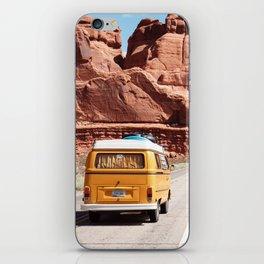 Combi National Park iPhone Skin