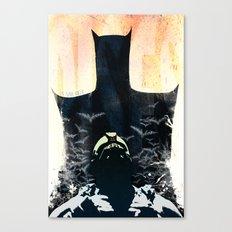 Rises - variant Canvas Print