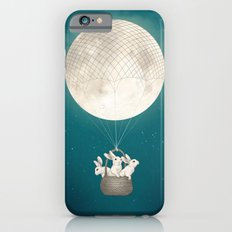 moon bunnies iPhone 6 Slim Case
