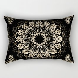 A sultry night. Rectangular Pillow