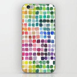 Favorite Colors iPhone Skin