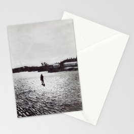 Low Tide, Bay of Fundy Stationery Cards