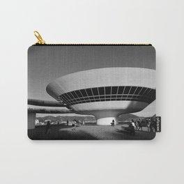 MAC Niterói | Oscar Niemeyer architect Carry-All Pouch