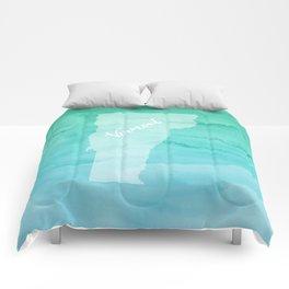 Sweet Home Vermont Comforters