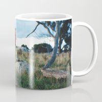 sam smith Mugs featuring Sam by Kathrin Legg