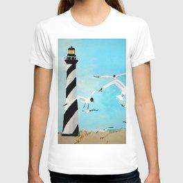 Sea gulls T-shirt