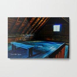 The Room Metal Print