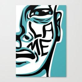 Lame Canvas Print