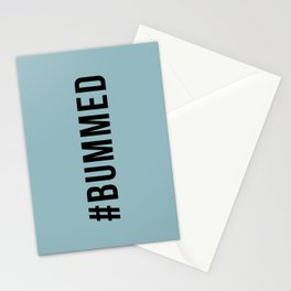 BUMMED Stationery Cards