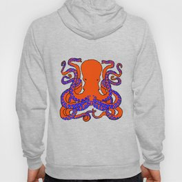 The Cunning Octopus Hoody