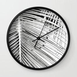Palm Down Wall Clock