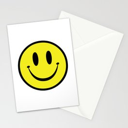 Rave Smile Stationery Cards