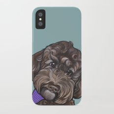 Maddie the Doodle Slim Case iPhone X