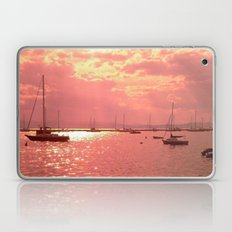 Red Lake Laptop & iPad Skin