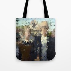 Panelscape Iconic - American Gothic Tote Bag