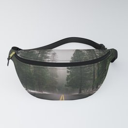 Winter Road Fanny Pack