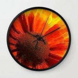 Summertime199 Wall Clock