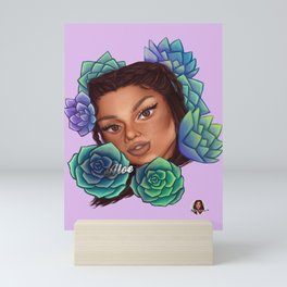 Aloe Mini Art Print