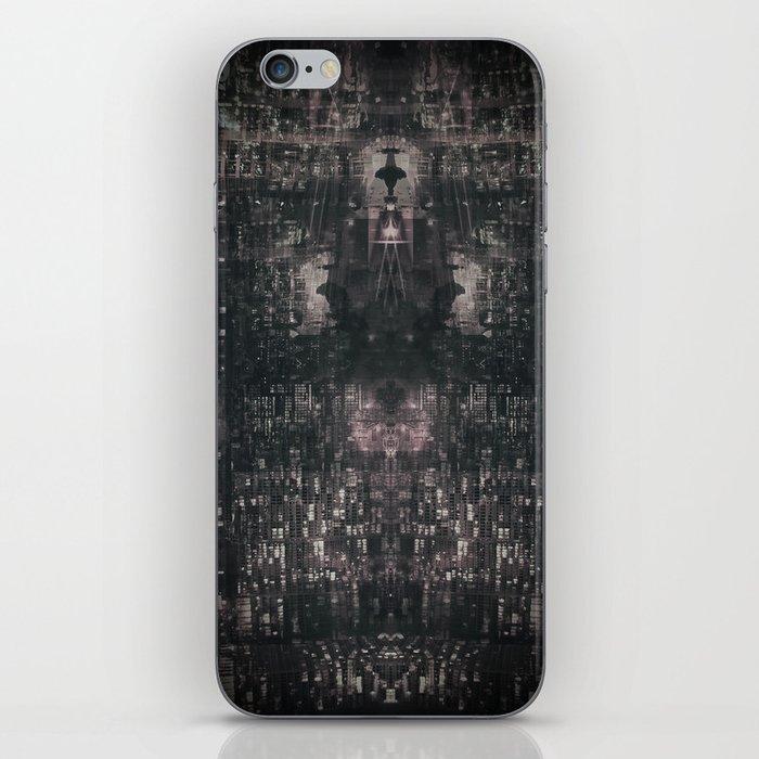 city chandelier iPhone Skin