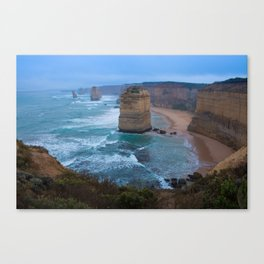 Australian Coastline 1 Canvas Print