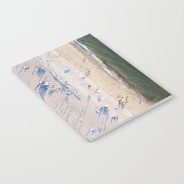 Alki Beach Notebook