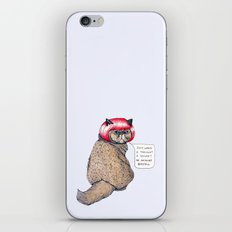 Cat Style iPhone & iPod Skin