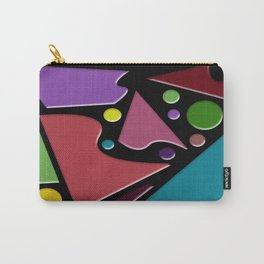 Abstract #307 Carry-All Pouch
