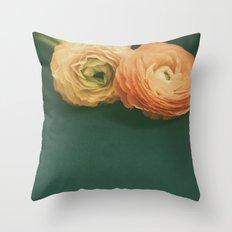 beside you Throw Pillow
