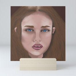 Katherine Mini Art Print