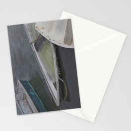 Cape Porpoise Dories Stationery Cards