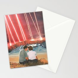 Lazers Stationery Cards