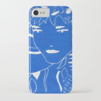 fern iPhone & iPod Cases featuring FERN by Andrea Jean Clausen - andreajeanco